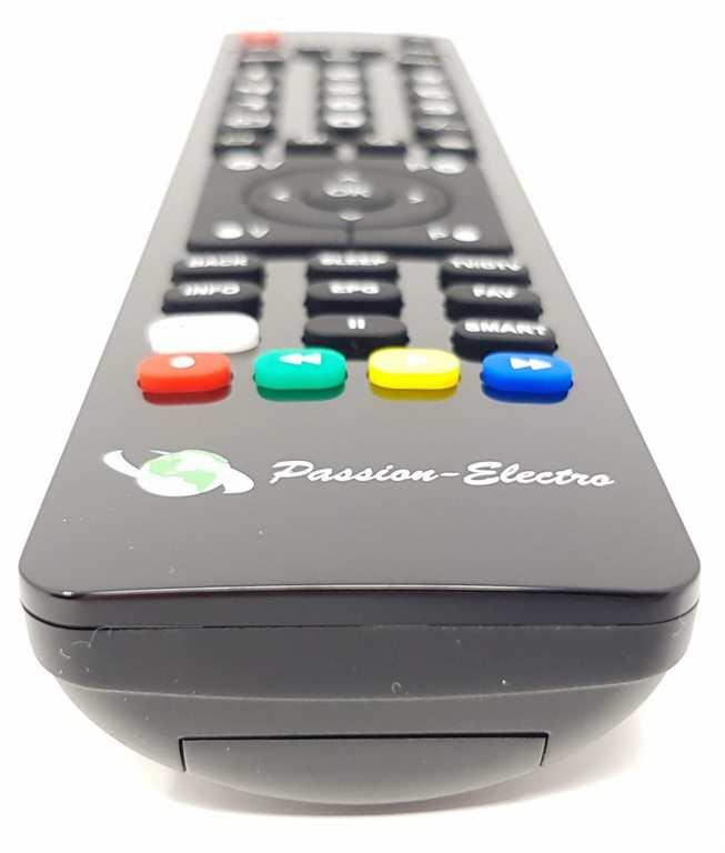 Telecommande-de-remplacement-pour-EYCOS-S50-12PVR-SAT-DTT miniatuur 2