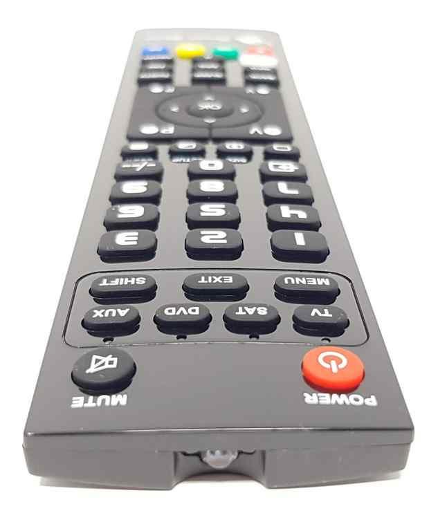 Telecommande-de-remplacement-pour-EYCOS-S50-12PVR-SAT-DTT miniatuur 3