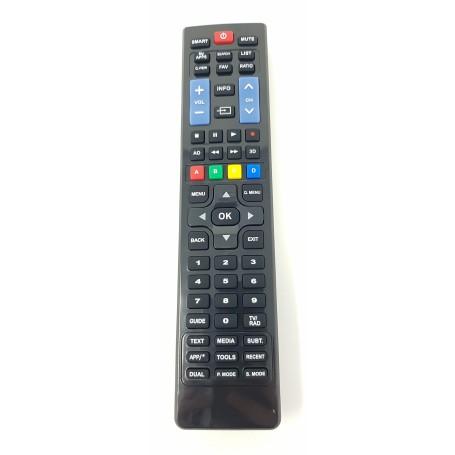 Télécommande universelle pour LG et Samsung, TV