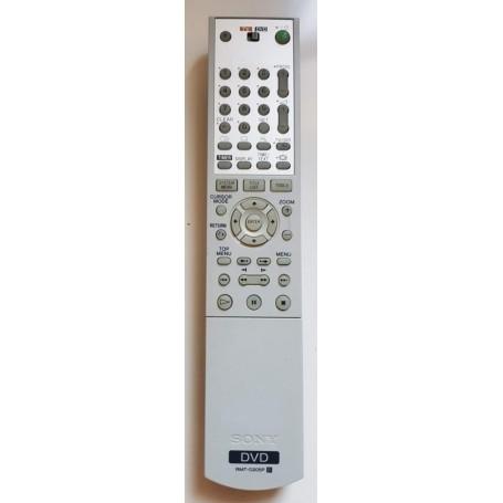 Fernsteuerung ORIGINAL, REMOTE, Sony, RMT-D205P, DVD