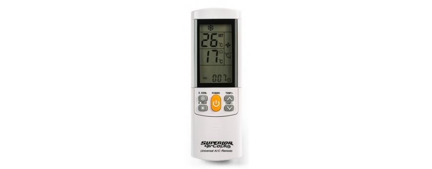 Klimaanlage für die Fernbedienung