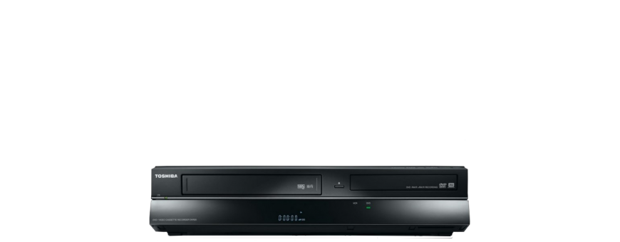 VHS Combo, DVD RECORDER