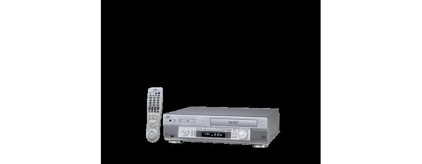 Magnétoscope VHS et Mini DV